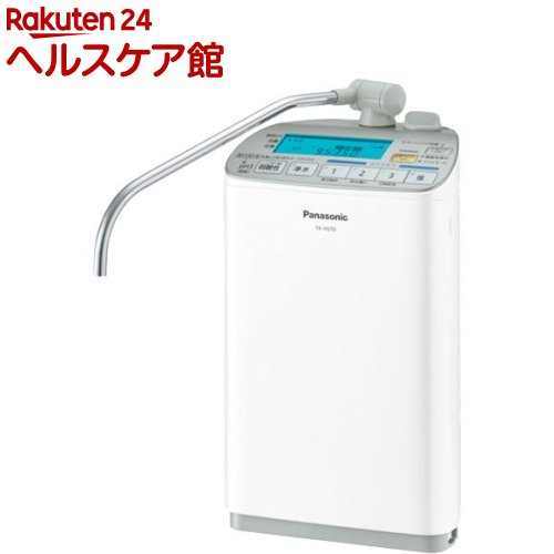 パナソニック 還元水素水生成器 TK-HS70-W パールホワイト(1台)【パナソニック】【送料無料】