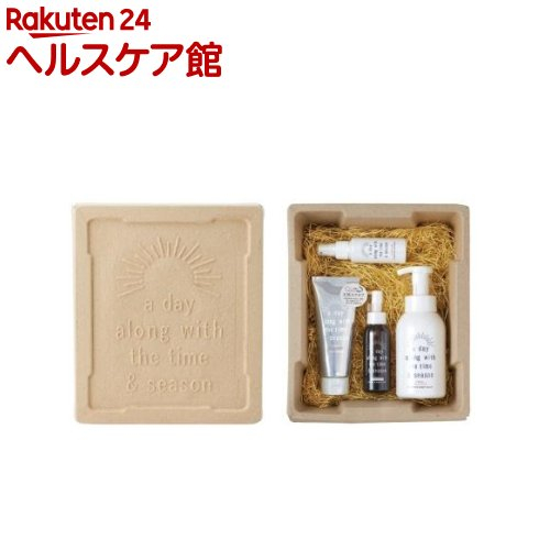 a day ボディケアセット10 フィグ&クローブ(1セット)【a day(ア デイ)】【送料無料】