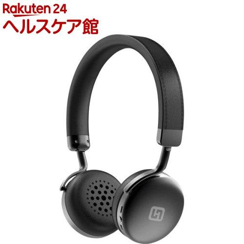 フューチャー Bluetoothヘッドフォン ターボ2 ブラック FT11790(1コ入)