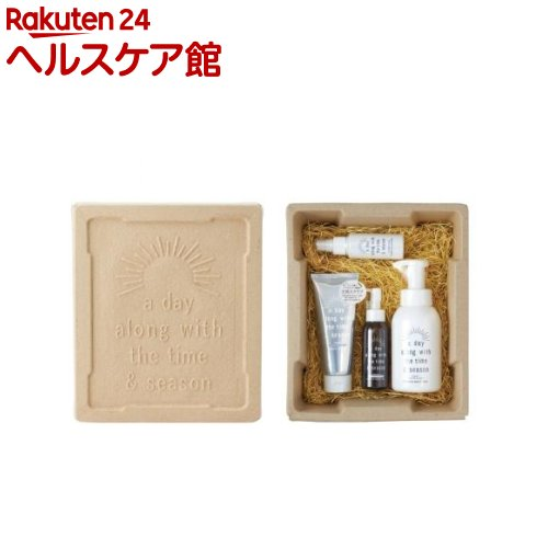 a day ボディケアセット10 ライチ&ローズ(1セット)【a day(ア デイ)】【送料無料】