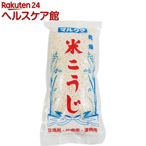 マルクラ食品 国産乾燥白米こうじ(500g)【more20】