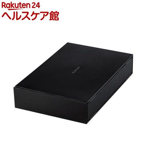 エレコム Desktop Drive USB3.0 3TB ブラック auひかりTVモデル ELD-AUH030UBK(1台)【エレコム(ELECOM)】