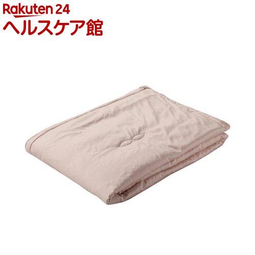 肌掛け布団 ソワージュシルクコンフォーター ピンク シングルサイズ AE07501081P(1枚入)【送料無料】