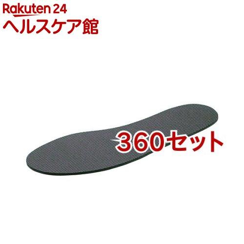 リフレッシュ インソール 抗菌・消臭 メンズ フリーサイズ 24-28cm(360セット)