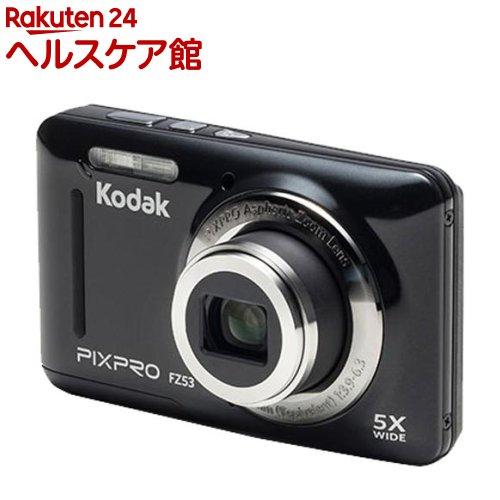 コダック コンパクトデジタルカメラ PIXPRO FZ53 ブラック(1台)【送料無料】