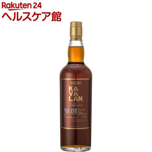 カバラン ソリスト ポート カスクストレングス(700mL)【KAVALAN(カバラン)】【送料無料】