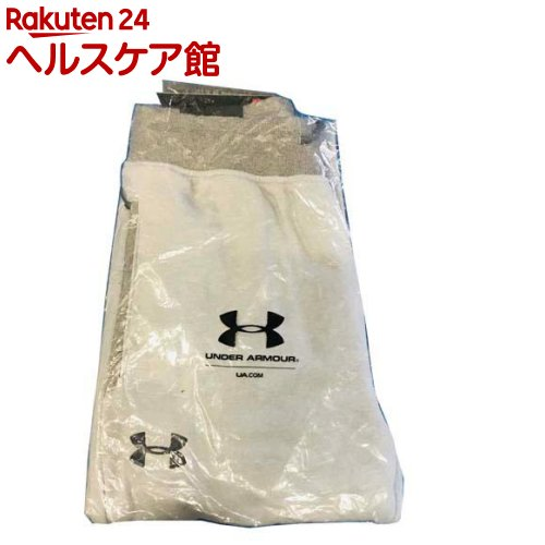 1299145 UA THREADBORNE STACKED JOGGER WHT/TGH/BLK MD(1枚入)【アンダーアーマー(UNDER ARMOUR)】【送料無料】