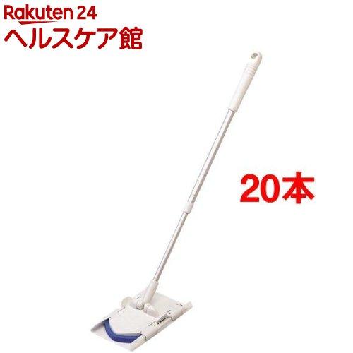 コンドル ラクラク トイレ床用 ワイパー(20本セット)【コンドル】