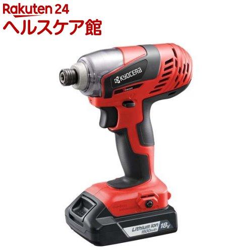 多様な リョービ 充電インパクトBID-1805 657800C(1台)【リョービ(RYOBI)】, 神戸ミニアチュール bea15b90