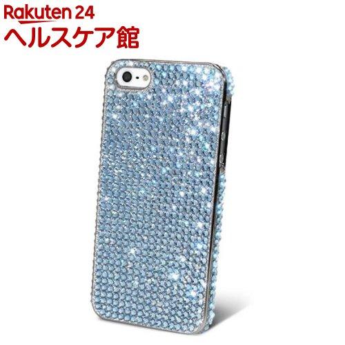 ドリームプラス iPhone5/5s/iPhone SE アイリーン スワロフスキー ブルー DP3093i5S(1コ入)【ドリームプラス(dreamplus)】