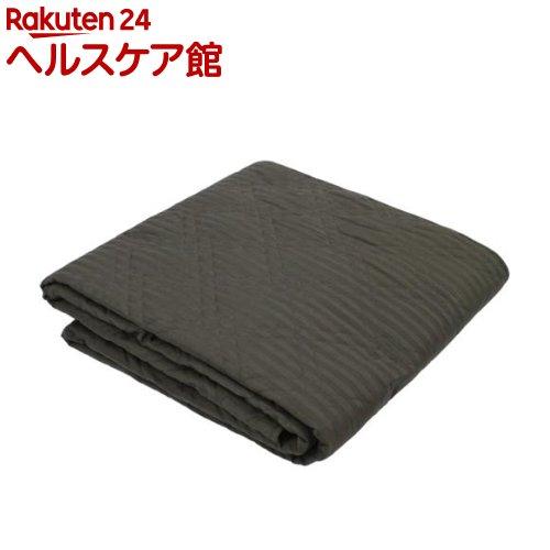 ルクト ベッドスプレッド RC00 ダブル ブラウン(1枚入)【ルクト】【送料無料】
