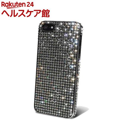 ドリームプラス iPhone 5/5s アイリーン スワロフスキー ブラック DP3094i5S(1コ入)【ドリームプラス(dreamplus)】
