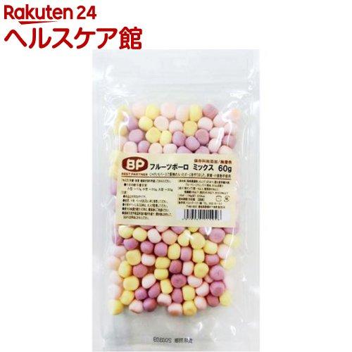 ベストパートナー フルーツボーロミックス more30 定番から日本未入荷 国産品 60g