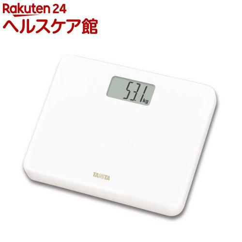 タニタ TANITA 全国どこでも送料無料 デジタルヘルスメーター HD-660-WH 1台 海外 ホワイト