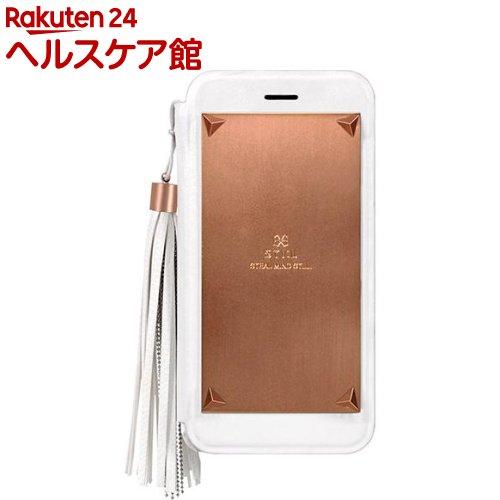 スティール iPhone6s/6 ラブトライアングル ホワイト ST7595i6S(1コ入)【スティール】