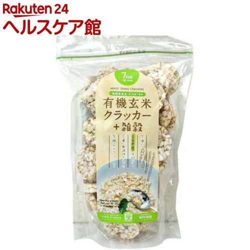 尾田川農園 有機玄米プラス雑穀 85g 評価 いつでも送料無料