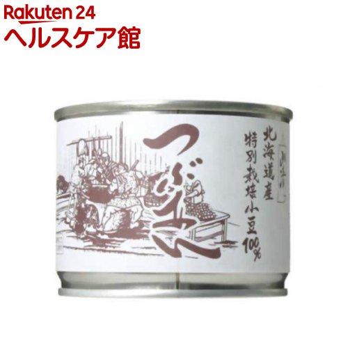 山清 北海道産特別栽培小豆100% つぶあん 缶(245g)【more30】【山清(ヤマセイ)】