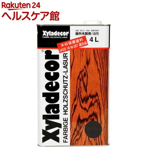 キシラデコール 108 パリサンダ 4L(4L)【キシラデコール】【送料無料】