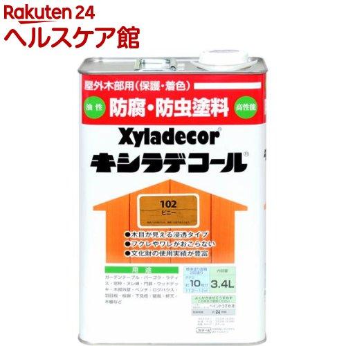 キシラデコール ピニー(3.4L)