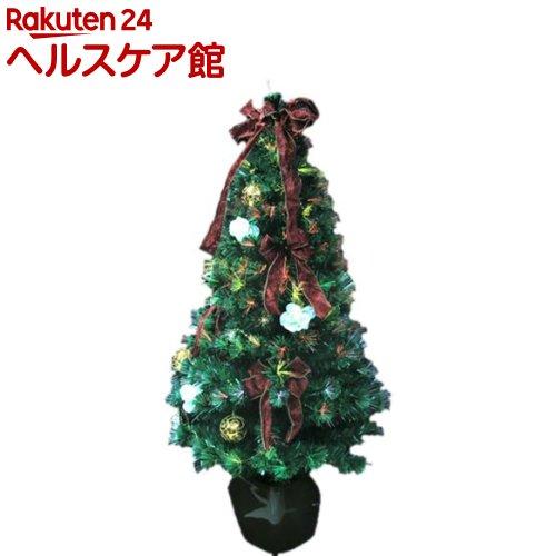 デラックスファイバーツリー 180cm(1コ入)【送料無料】