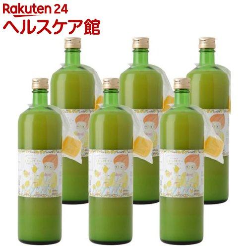 かたすみ / 有機レモン果汁ストレート100% 有機レモン果汁ストレート100%(900ml*6本入)【かたすみ】