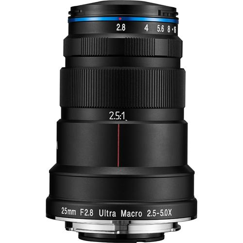 LAOWA 25mm F2 8 2 5 5X ULTRA MACRO Nikon F 1個WdxorCBe