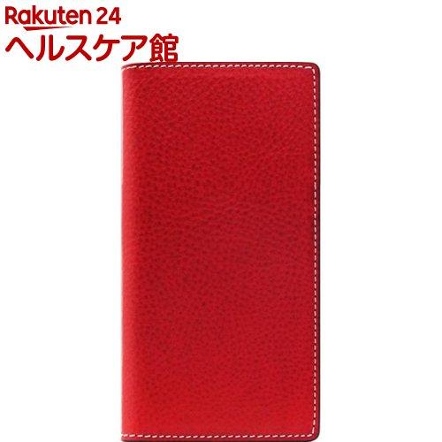SLGデザイン iPhone7 ミネルバボックスレザーケース レッド SD8097i7(1コ入)【SLG Design(エスエルジーデザイン)】【送料無料】