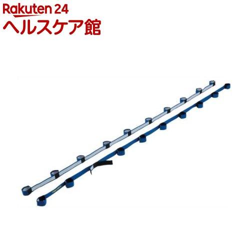 トーエイライト むかでロープ DX10(青) 10人用(2本1組) B-3793B(1組入)【トーエイライト】