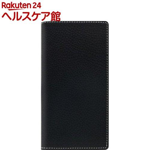 SLGデザイン iPhone7 ミネルバボックスレザーケース ブラック SD8099i7(1コ入)【SLG Design(エスエルジーデザイン)】【送料無料】