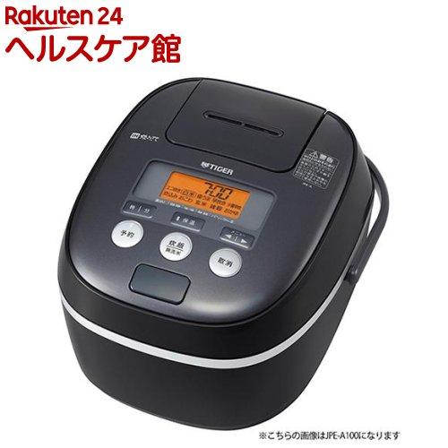 タイガー IH炊飯ジャー ブラック JPE-A180K(1台)【送料無料】