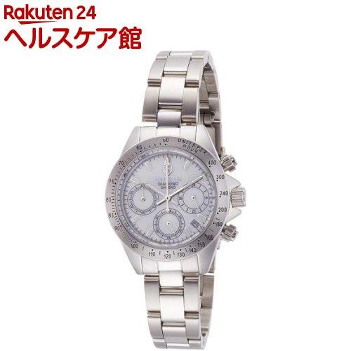 アンクラーク 天然1Pダイヤ入りレディースウォッチ AM1012VD-09(1本入)【】