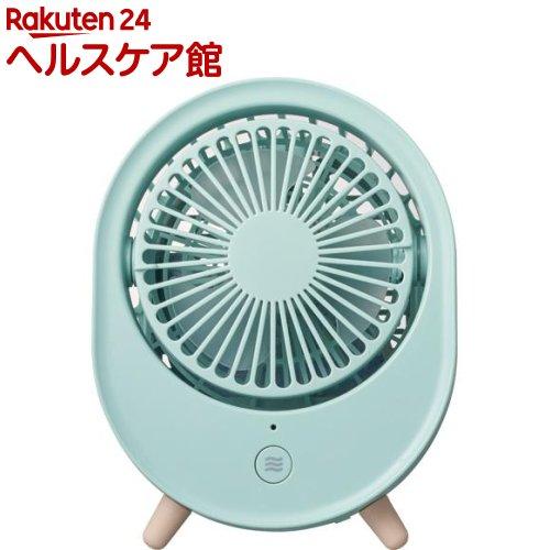 保冷材付き 充電式冷風扇 CFW-83B(BL) 保冷材付き 充電式冷風扇 CFW-83B(BL)(1台)