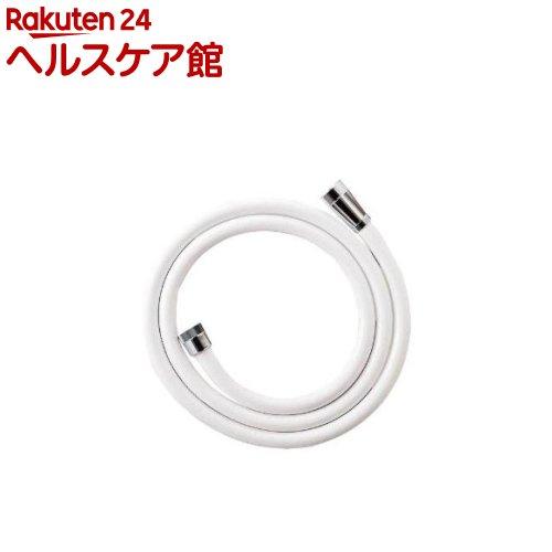 <title>三栄水栓 数量は多 シャワーホース マットホワイト PS30-86TXA-MW 1コ入</title>