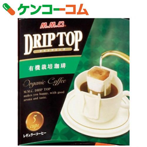 5袋MMC doripputoppu有机肥耕作咖啡[M.M.C咖啡(dorippuon)]