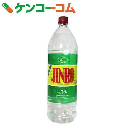 JINRO 20度1.8L[眞露(JINRO)烧酒甲类]