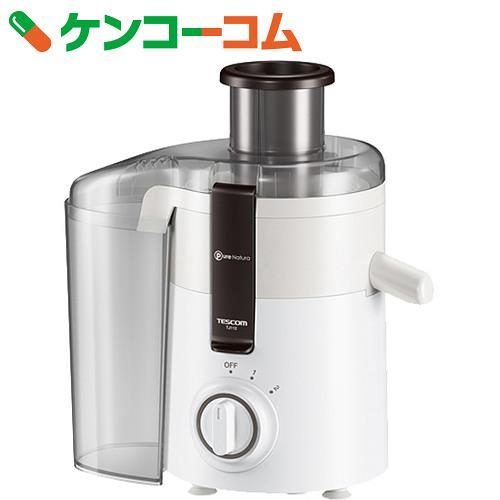 Tescom Pure Natura榨汁机TJ112-W白[Pure Natura榨汁机]