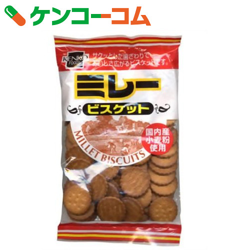 日本健康米勒饼干180g[饼干点心]