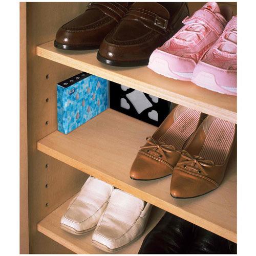 供详细的长木炭干燥宠物鞋柜使用的95g[KENKOCOM干燥宠物除湿液]