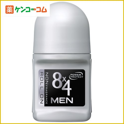 8x4(八四)人角色开无香料50ml[供KENKOCOM八四人男性使用的除臭剂花王]