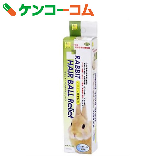 Rabbit·毛球援救50g[取得SANKO(3晃商行)毛团舐剂(小动物)]