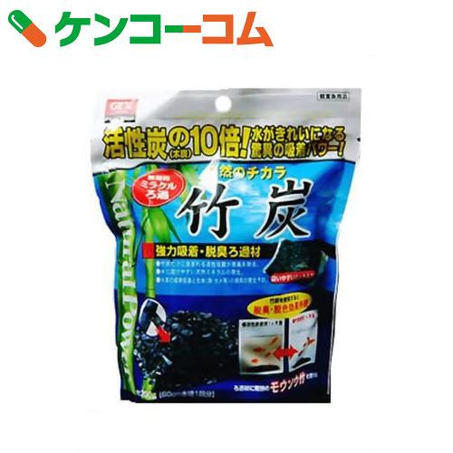 GEX竹木炭210g[GEX(GEX)过滤器、过滤材]