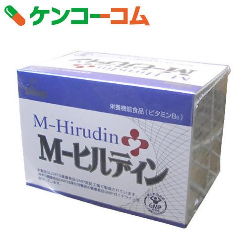 M-hirudin 383mg*80胶囊[水水蛭(suitetsu)]