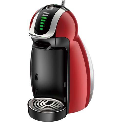 【送料無料】Nestle ネスカフェ ドルチェグスト ジェニオ2 プレミアム ワインレッド MD9771-WR (ネスレ コーヒーメーカー エスプレッソ ネスレ ドルチェグスト)