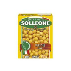 イタリア ひよこ豆 ひよこ豆パック パスタ お得 サラダ イタリア料理 紙パック Ceci 美品 ソル 380gSOLLEONE レオーネ