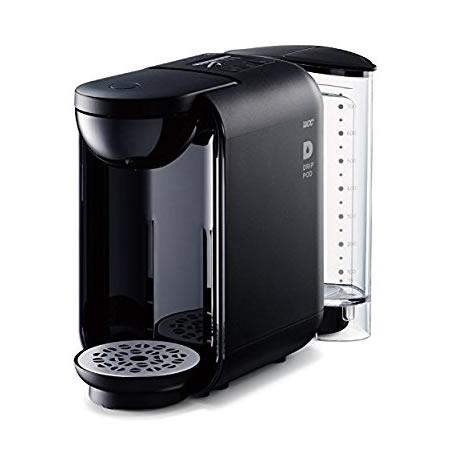 UCC ドリップポッド コーヒーメーカー ブラック DP2 (ucc ドリップ ucc コーヒー)