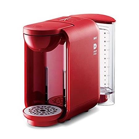 UCC ドリップポッド コーヒーメーカー レッド DP2 (ucc ドリップ ucc コーヒー)