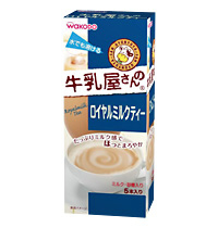 ▼P up to 36 times & coupon festival! It is royal tea with milk 14 g *5 Motoiri of a ▼ Wakodo milkman until 8/10 1:59