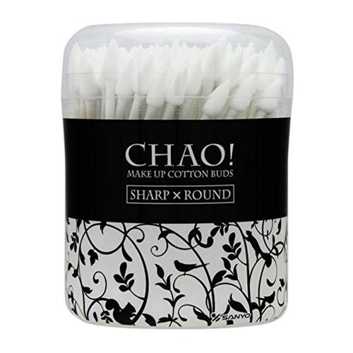 山洋 CHAO メイクアップ 大好評です 綿棒 期間限定で特別価格 130本