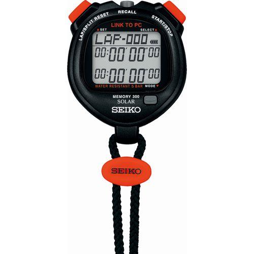 SEIKO セイコー NFCデータ通信ストップウォッチ [C6JMS564] [時計] [ランニング] [陸上] [計測]