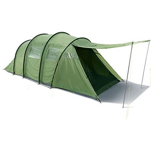 NORDISK レイサ6 PU(6人用テント)Dusty Green[122032](Reisa レイサー6 ノルディスク テント 6人用 アウトドア用品 キャンプ用品 キャンプ テント アウトドア特集 レイサ)【SUMMER_D18】